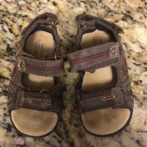 Stride Rite size 6 baby/toddler sandals